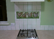 Brighton Tiling Services - Mosaic Kitchen